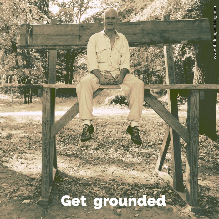 Get Grounded with Bos Chi Kung